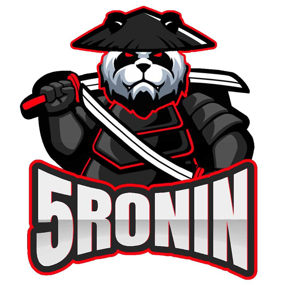 5 Ronin League of Legends Team