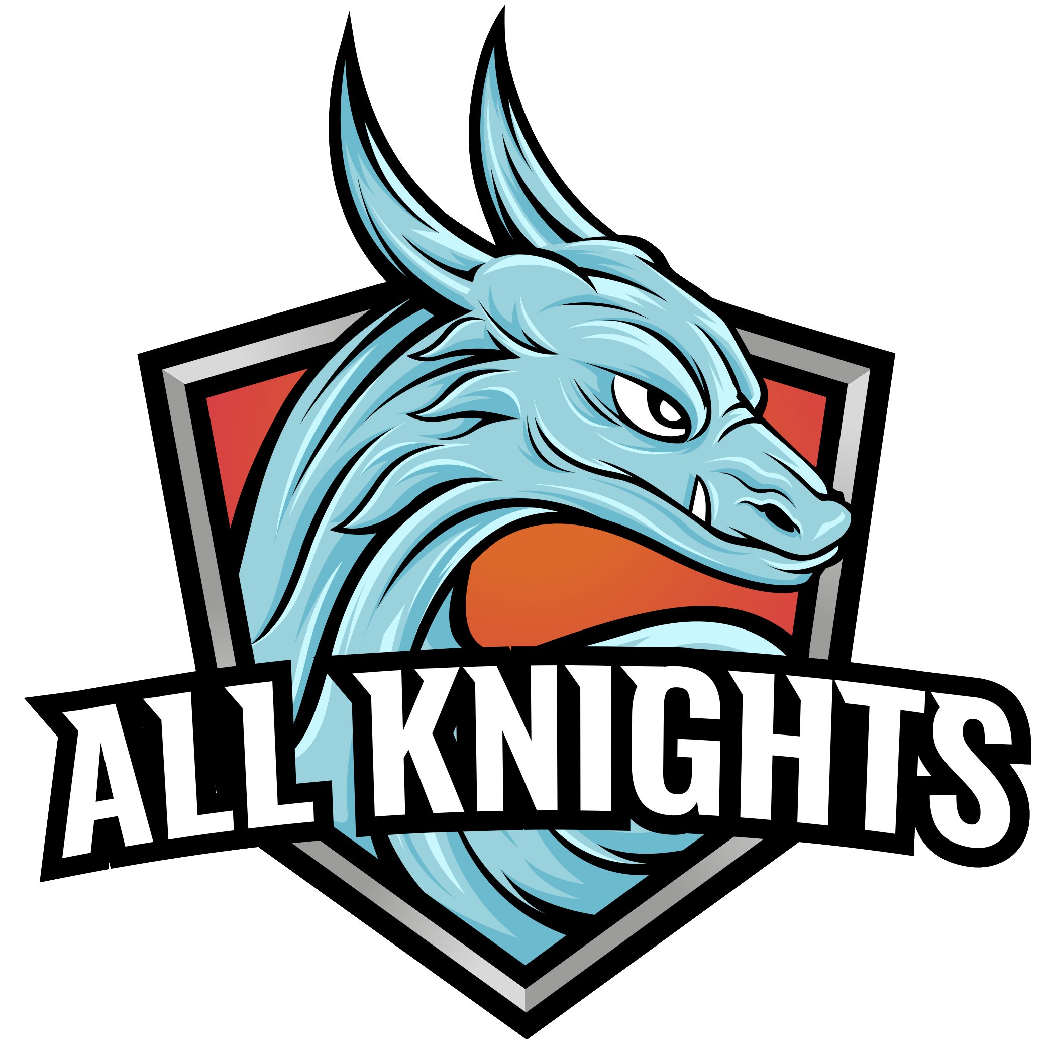 All Knights League of Legends Team