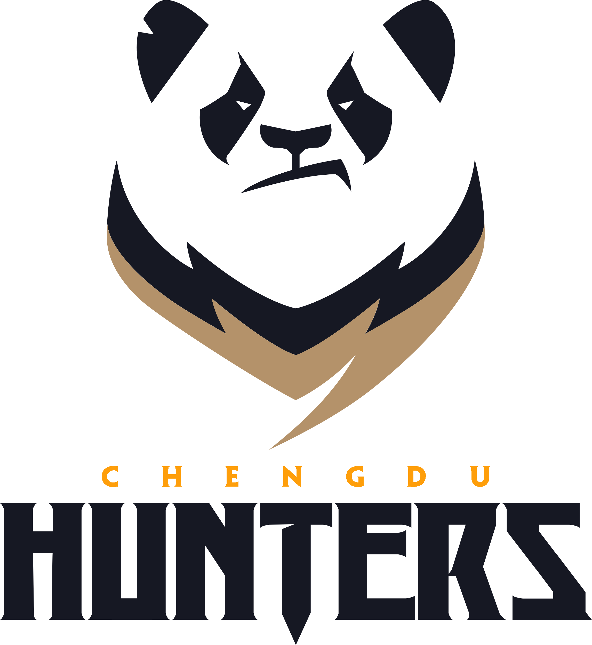 Chengdu Hunters Overwatch Team