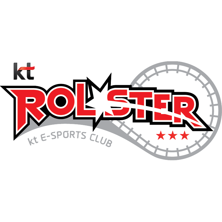 KT Rolster League of Legends Team