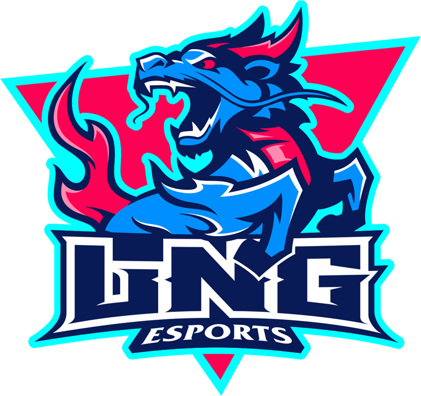 LNG Esports League of Legends Team