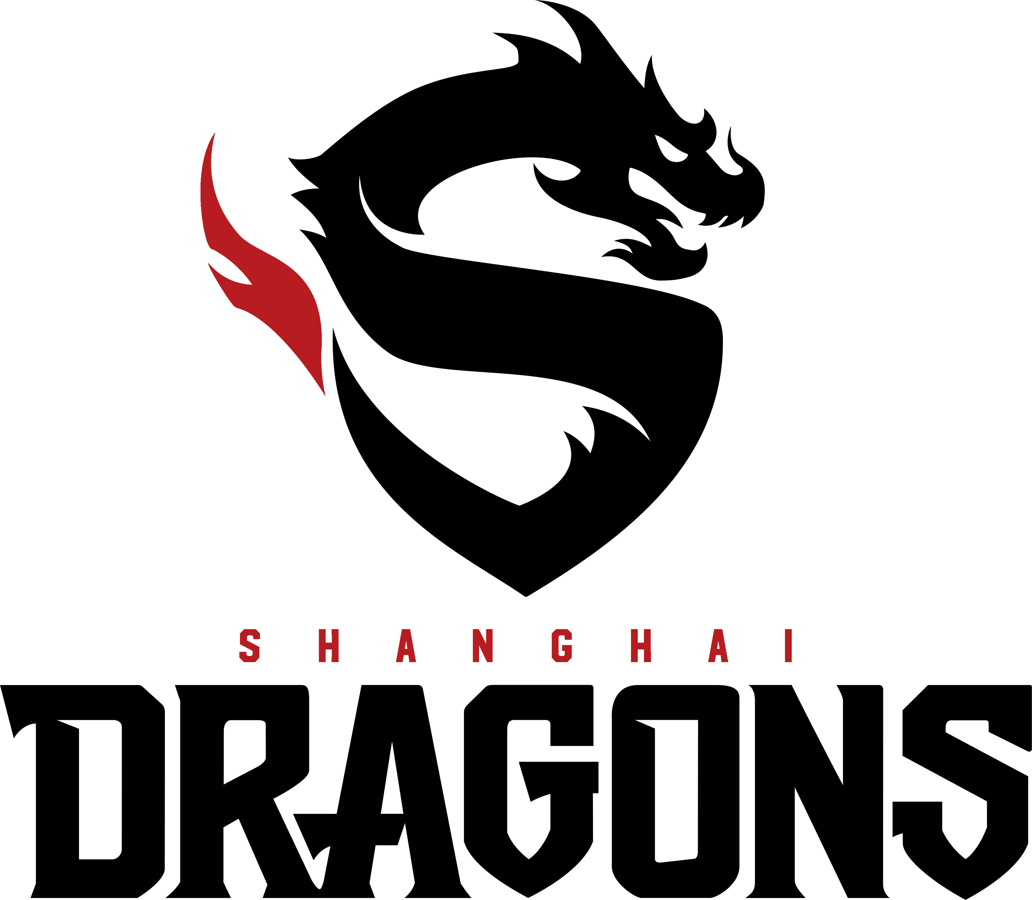 Shanghai Dragons Overwatch Team