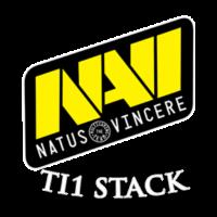 TI1 Natus Vincere Dota 2 Team