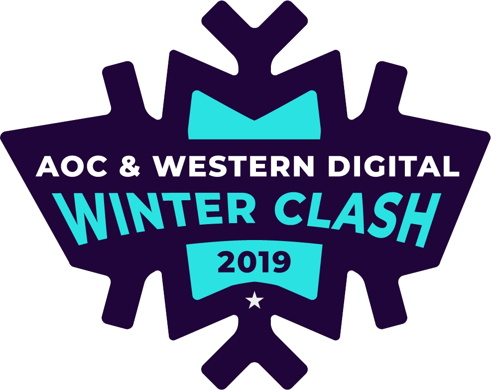 AOC & Western Digital Winter Clash 2019 Tournament