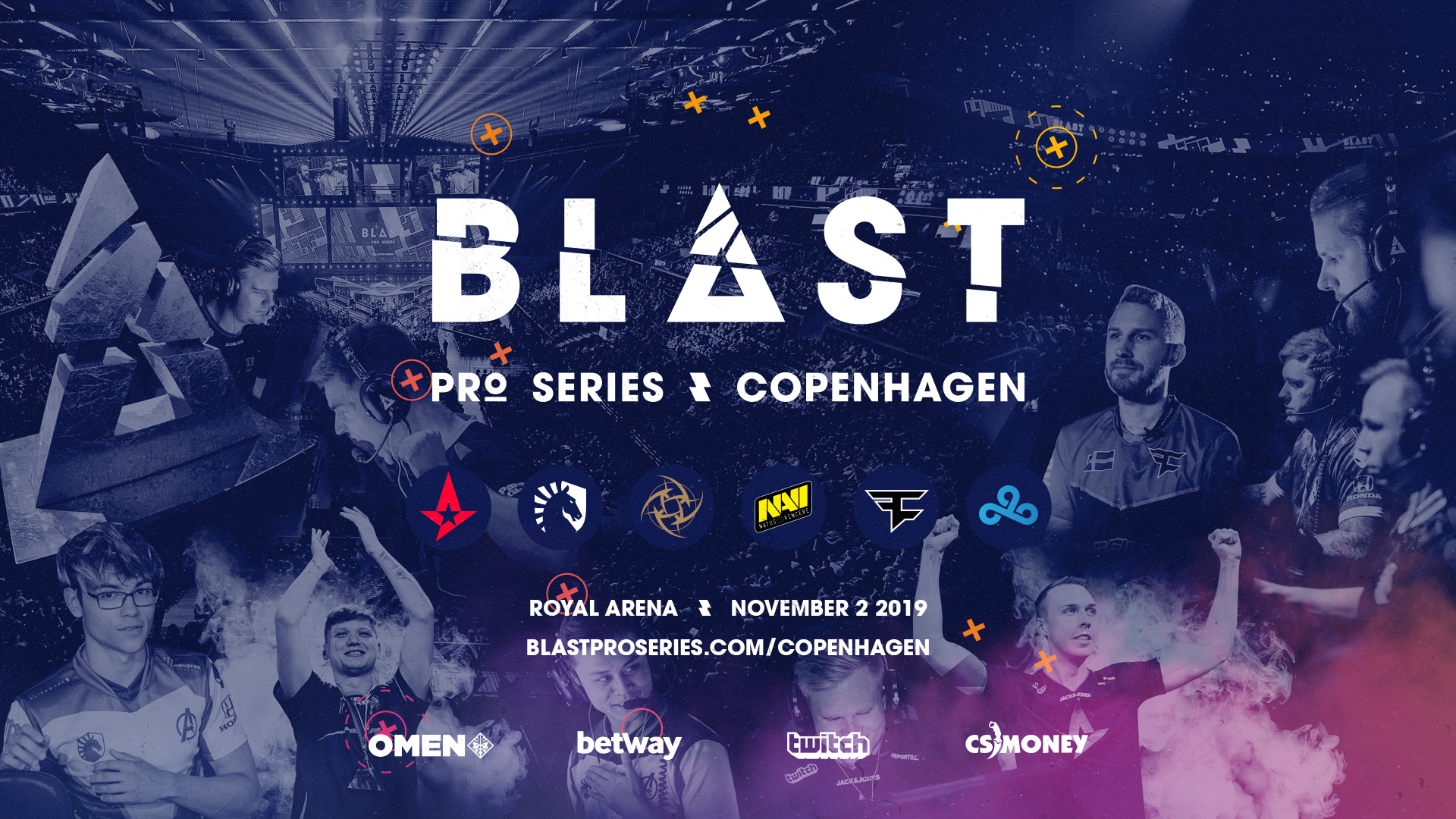 BLAST Premier Copenhagen 2019 Tournament
