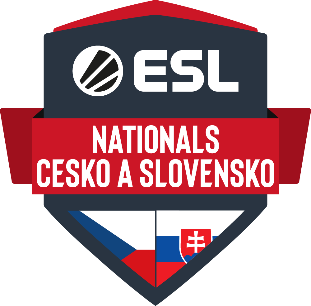 ESL Nationals CZSK Season 2 CS:GO Tournament