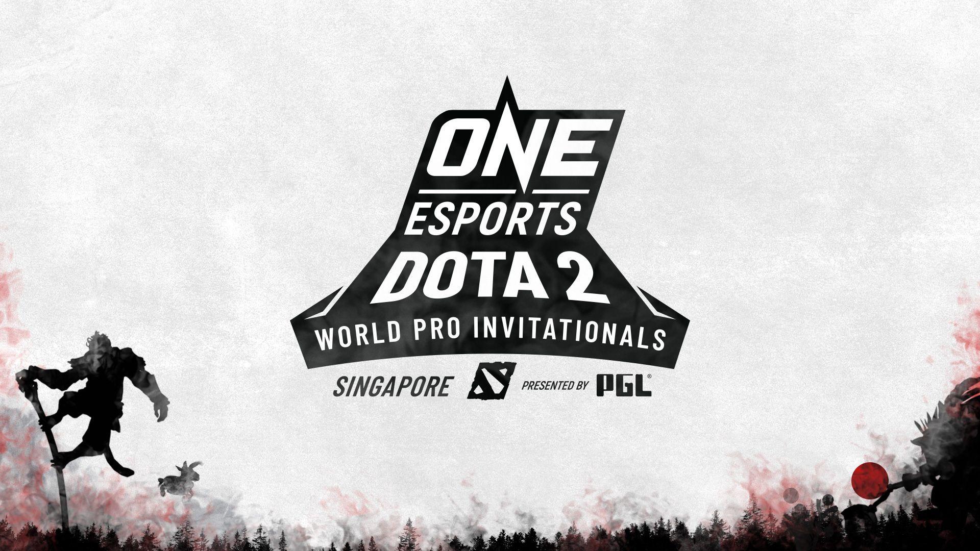 World Pro Invitational ONE Esports Dota 2 Singapore Group A