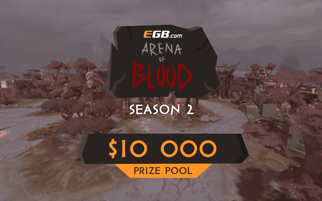 EGB Arena of Blood Season 2 2020 Tournament