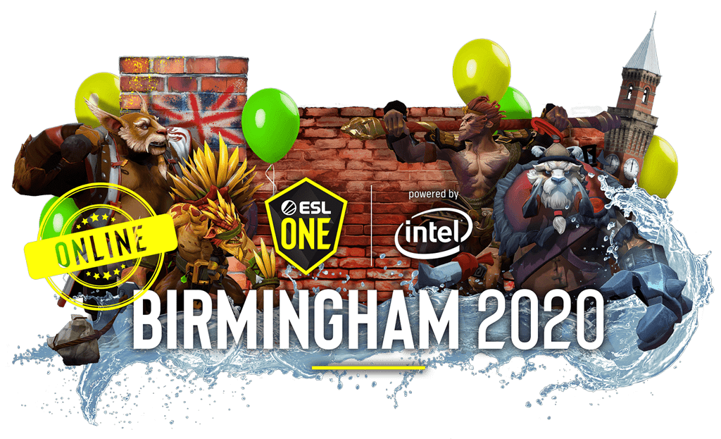 ESL One Birmingham Online 2020 Europe & CIS Tournament