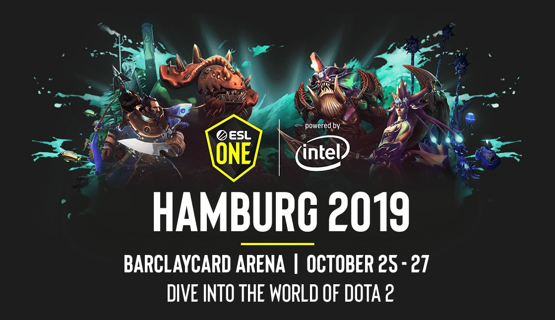 ESL One Hamburg 2019 Tournament