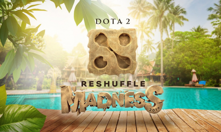 Reshuffle Madness WePlay! 2019 Tournament