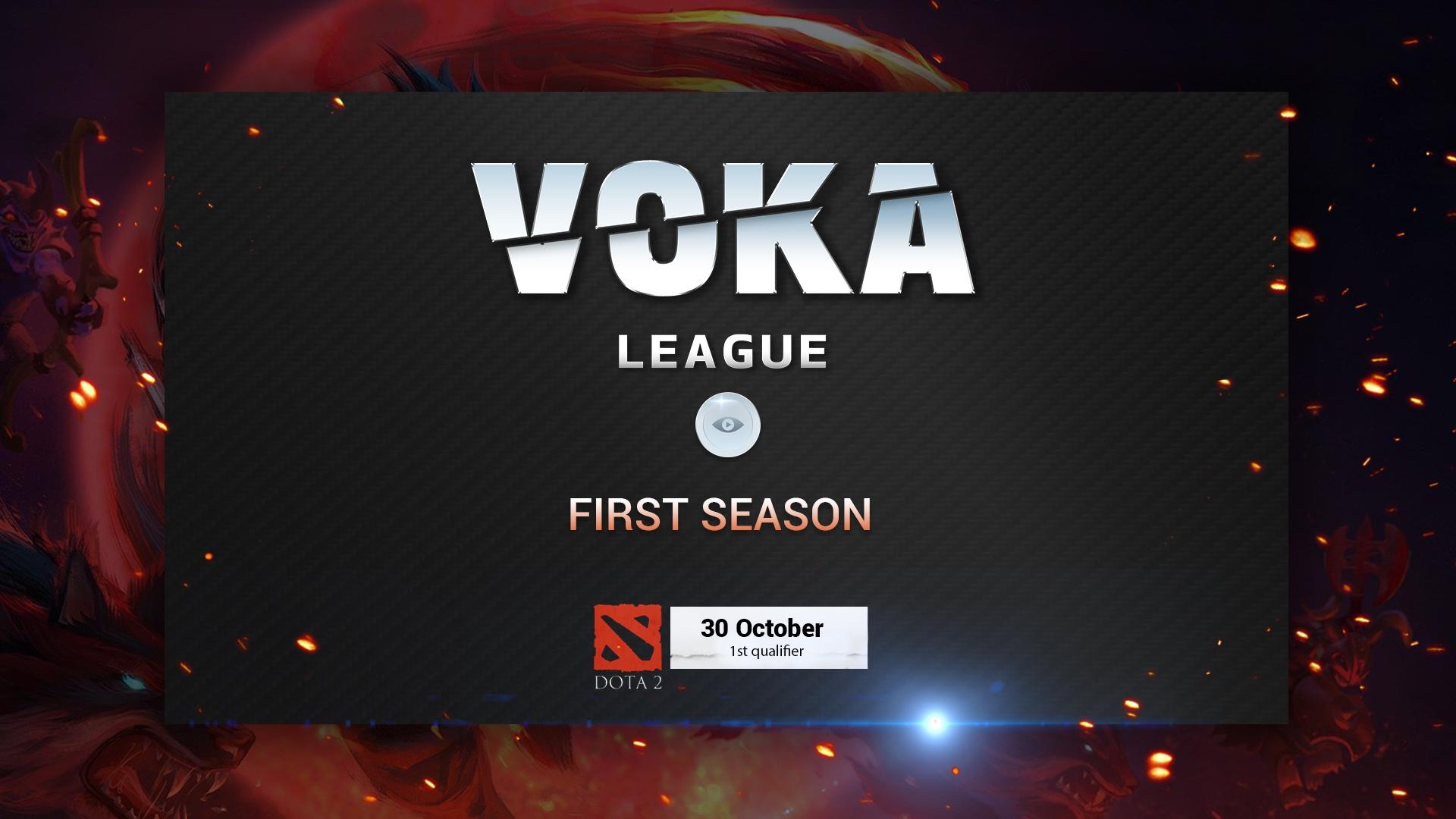 VOKA League DOTA Season 1 Tournament