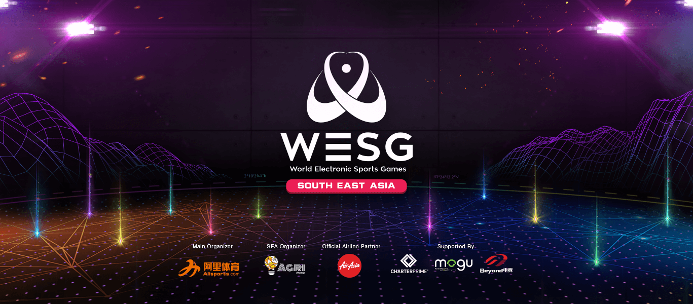 WESG Season 2019 China  Tournament